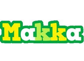 Makka soccer logo