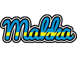 Makka sweden logo
