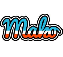 Mako america logo