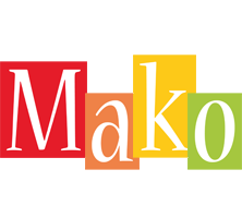 Mako colors logo