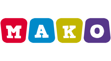 Mako daycare logo