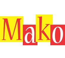Mako errors logo