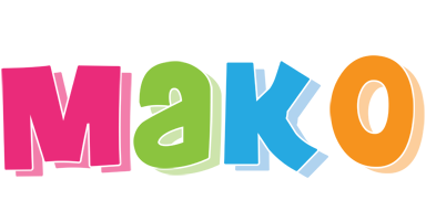 Mako friday logo