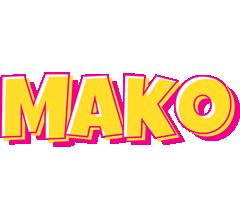 Mako kaboom logo