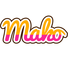 Mako smoothie logo