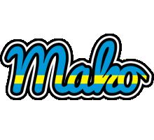 Mako sweden logo