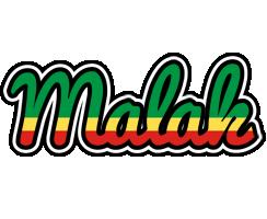 Malak african logo