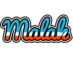 Malak america logo