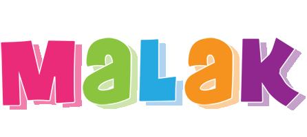 Malak friday logo