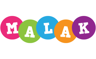 Malak friends logo