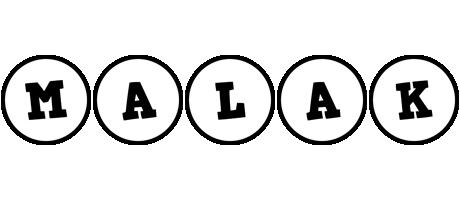 Malak handy logo