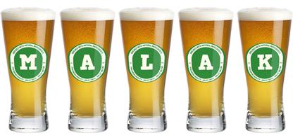 Malak lager logo