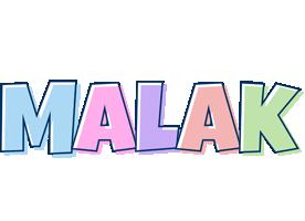 Malak pastel logo