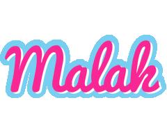 Malak popstar logo