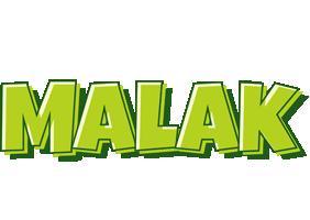Malak summer logo