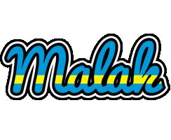 Malak sweden logo