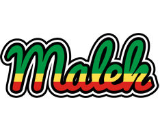 Malek african logo