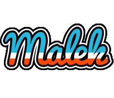 Malek america logo