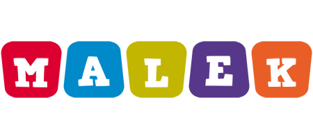 Malek daycare logo