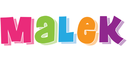 Malek friday logo
