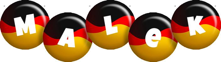 Malek german logo