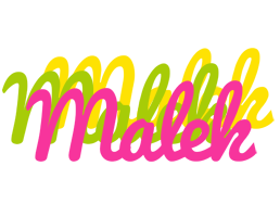 Malek sweets logo