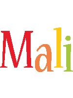 Mali birthday logo