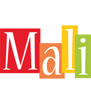 Mali colors logo