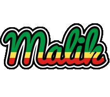 Malik african logo