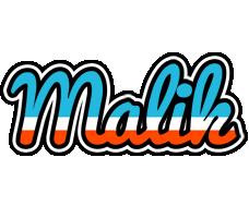 Malik america logo