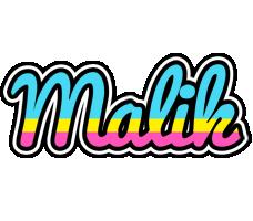 Malik circus logo