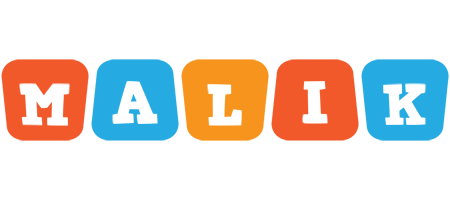 Malik comics logo