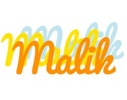 Malik energy logo