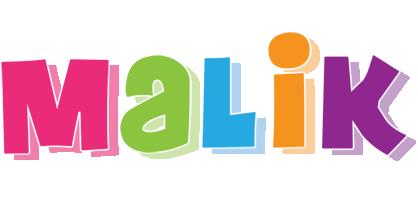Malik friday logo