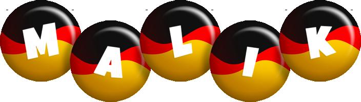 Malik german logo