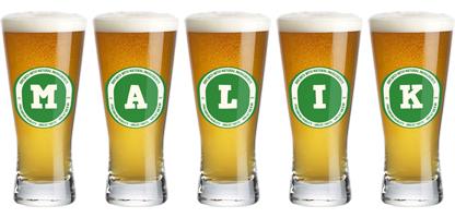 Malik lager logo