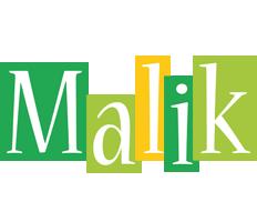 Malik lemonade logo