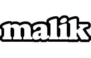 Malik panda logo