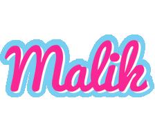 Malik popstar logo