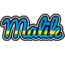 Malik sweden logo