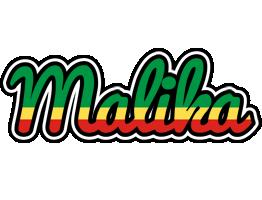 Malika african logo