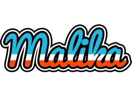 Malika america logo