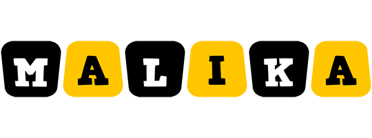 Malika boots logo