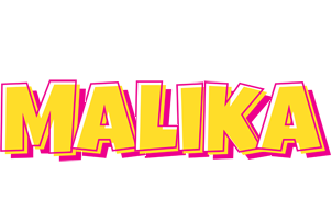 Malika kaboom logo