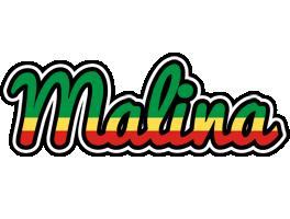 Malina african logo