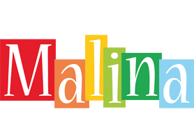 Malina colors logo
