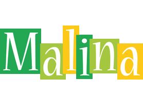 Malina lemonade logo