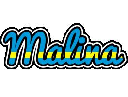 Malina sweden logo