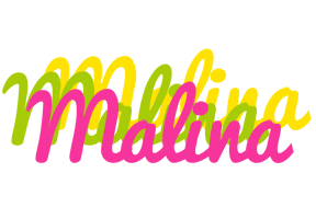 Malina sweets logo