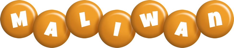 Maliwan candy-orange logo